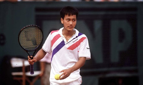 How Michael Chang Defeated Ivan Lendl At The French Open In 1989