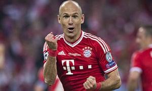 Bayern Munich Wins Champions League Final In London