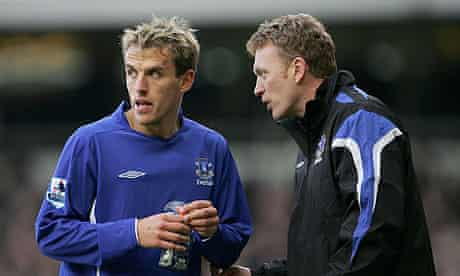 FILE - David Moyes To Leave Everton FC At End Of Season