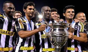 The week in Brazilian football  Botafogo win 20th Campeonato Carioca title a5d2da54335b3