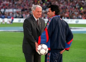 José Mourinho's first role at a high-profile club was as a translator for Sir Bobby Robson at Barcelona