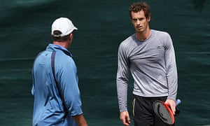 murray and lendl