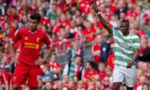 Soccer - Pre-season Friendly - Liverpool v Celtic - Aviva Stadium