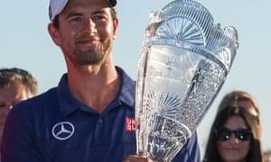 Adam Scott Has Legitimate Claim For Golfer Of Year Over Tiger Woods