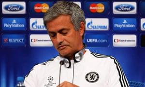 Chelsea FC press conference