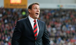 The Cardiff City manager, Malky Mackay, will be joining the likes of Manuel Pellegrini this season