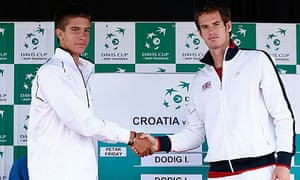 Andy Murray Borna Coric