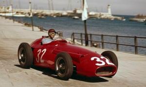 The Maserati 250f Was The Perfect Racing Machine In 1954