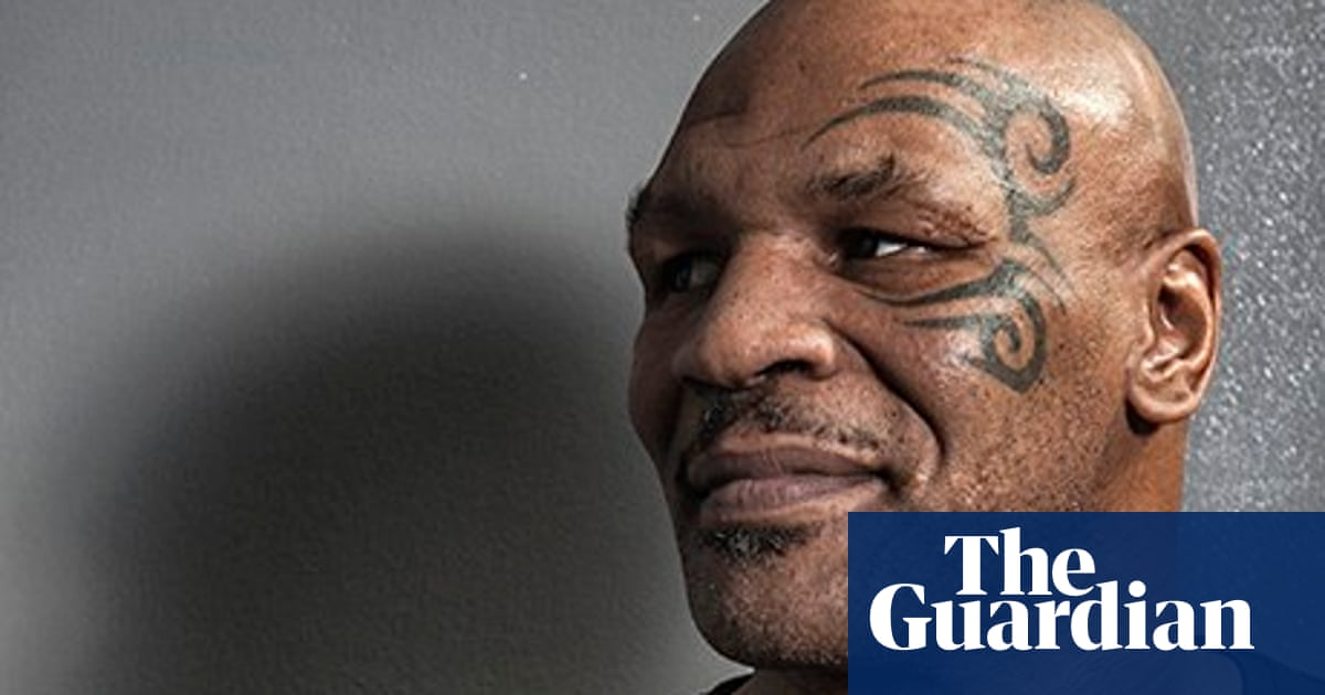 Mike Tyson All I Once Knew Was How To Hurt People I Ve Surrendered Now Mike Tyson The Guardian