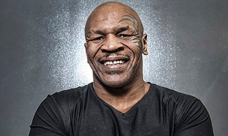 Mike Tyson: All I once knew was how to hurt people  I've