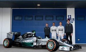 Mercedes-Formula-One