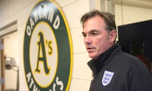 Billy Beane can't get enough of soccer after revolutionising
