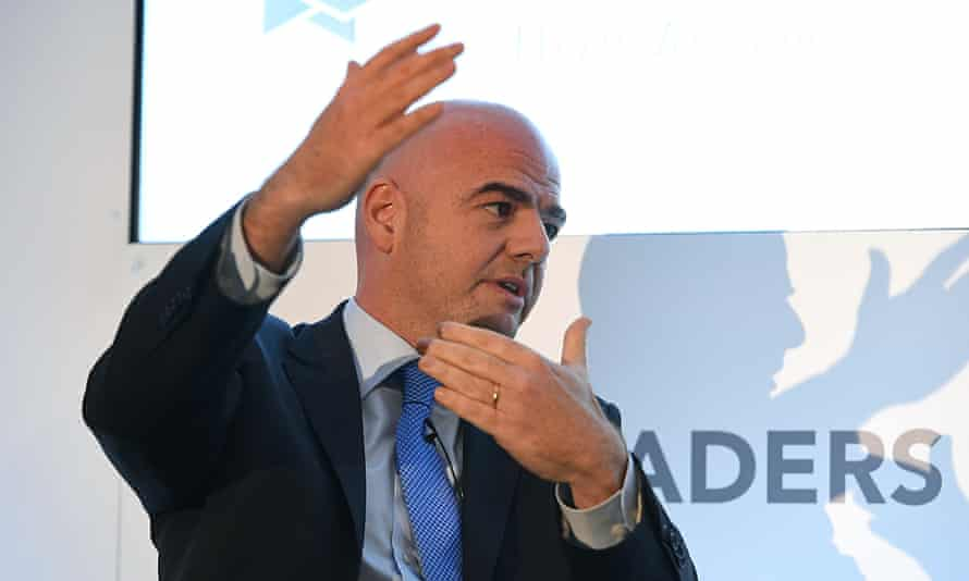 Uefa's GIanni Infantino said the views of a range of clubs would be canvassed over the FFP rules