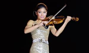 vanessa mae violin