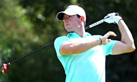 Rory McIlroy is world No1 but golf has not had a Sports Personality of the Year winner since 1989