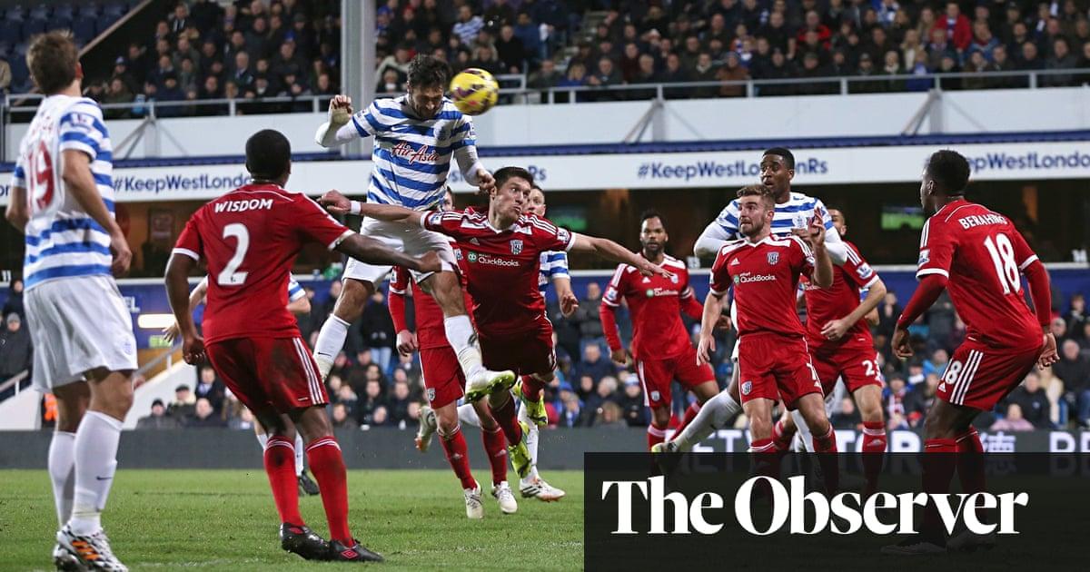 Qpr Repel West Bromwich Albion With Charlie Austin Hat Trick Premier League The Guardian