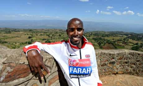 Mo Farah will attempt the full marathon distance for the first time in London in April