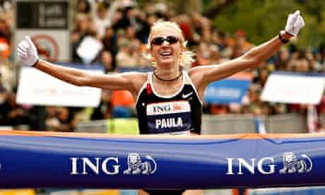 Paula-Radcliffe-New-York-Marathon
