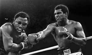 Ali Thrilla Manila Frazier