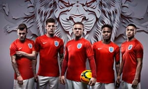 An early exit from the World Cup dented Sports Direct profit hiopes.  Photograph  Nike UK Handout Photo PA Wire PA 798c90eb43e3