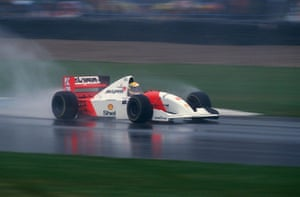 Ayrton Senna best races gallery