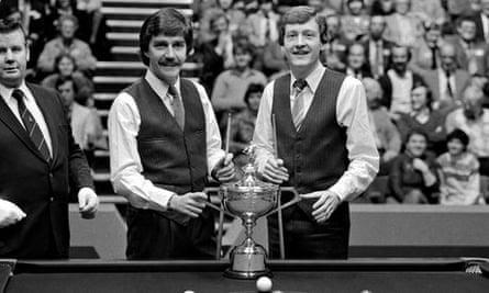 1983 snooker Steve Davis Cliff Thorburn