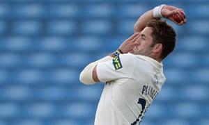 Liam-Plunkett-Yorkshire-County-Cricket