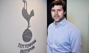 Tottenham Hotspur announce Mauricio Pochettino as their new Head Coach