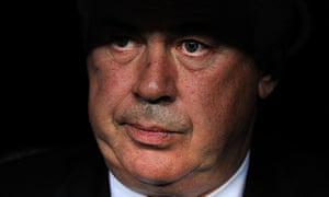 Carlo Ancelotti was offered and turned down the managership of Manchester United, according to the p