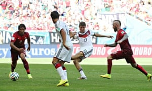 Germany v Portugal - FIFA World Cup Brazil 2014 - Group G