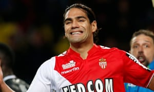 Monaco's Radamel Falcao has been withdrawn from Colombia's squad because he has not made a sufficien