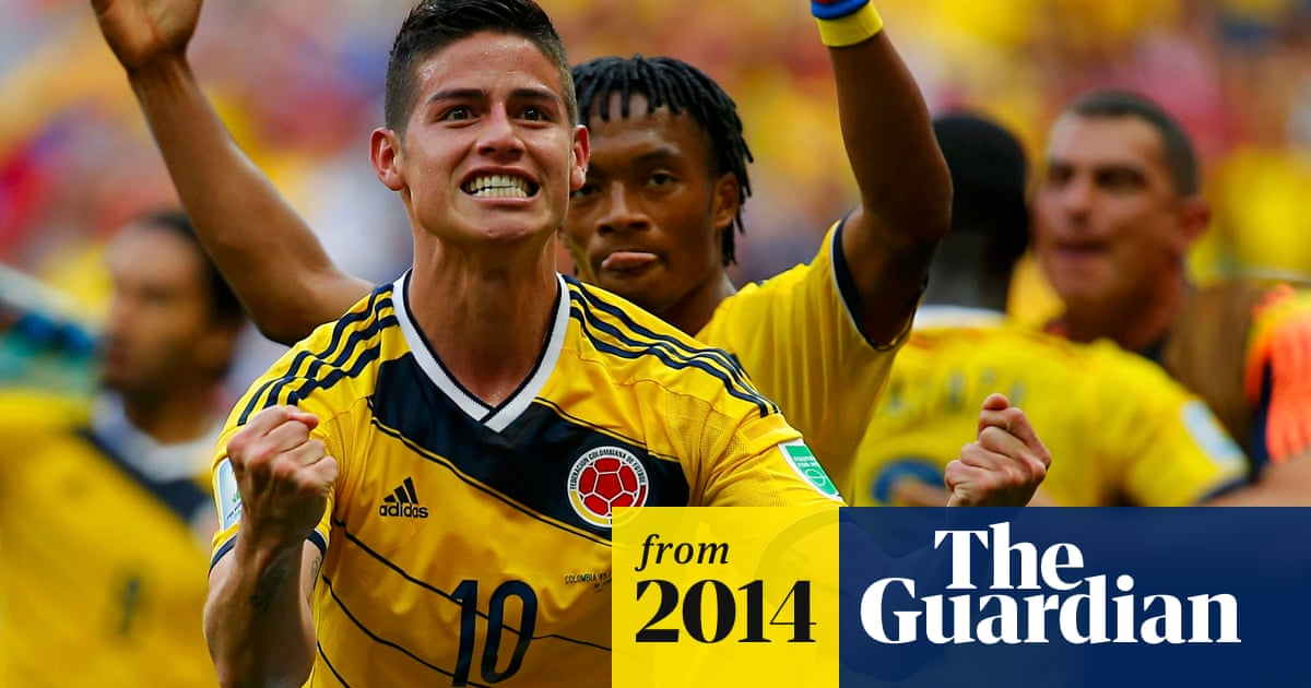 san francisco b1cde 85840 Manchester United were offered Colombia's James Rodríguez ...