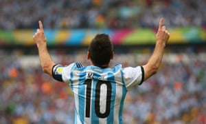 Argentina's Lionel Messi Lionel Messi has already cast a daintily skilled shadow over the last 16 ma