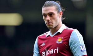 West Ham's Andy Carroll could be out for up to four months after confirming he requires surgery on h