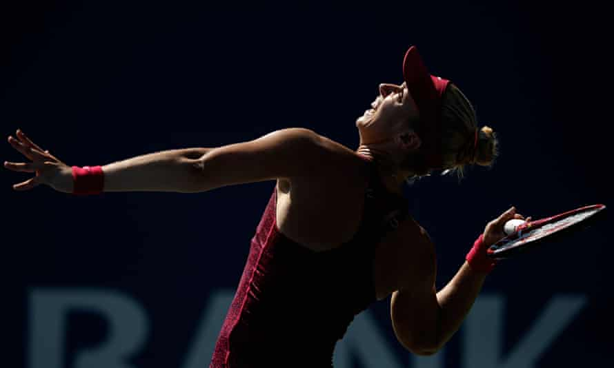 Sabine Lisicki hit a serve of 131mph to beat the previous record of 129mph, set by Venus Williams