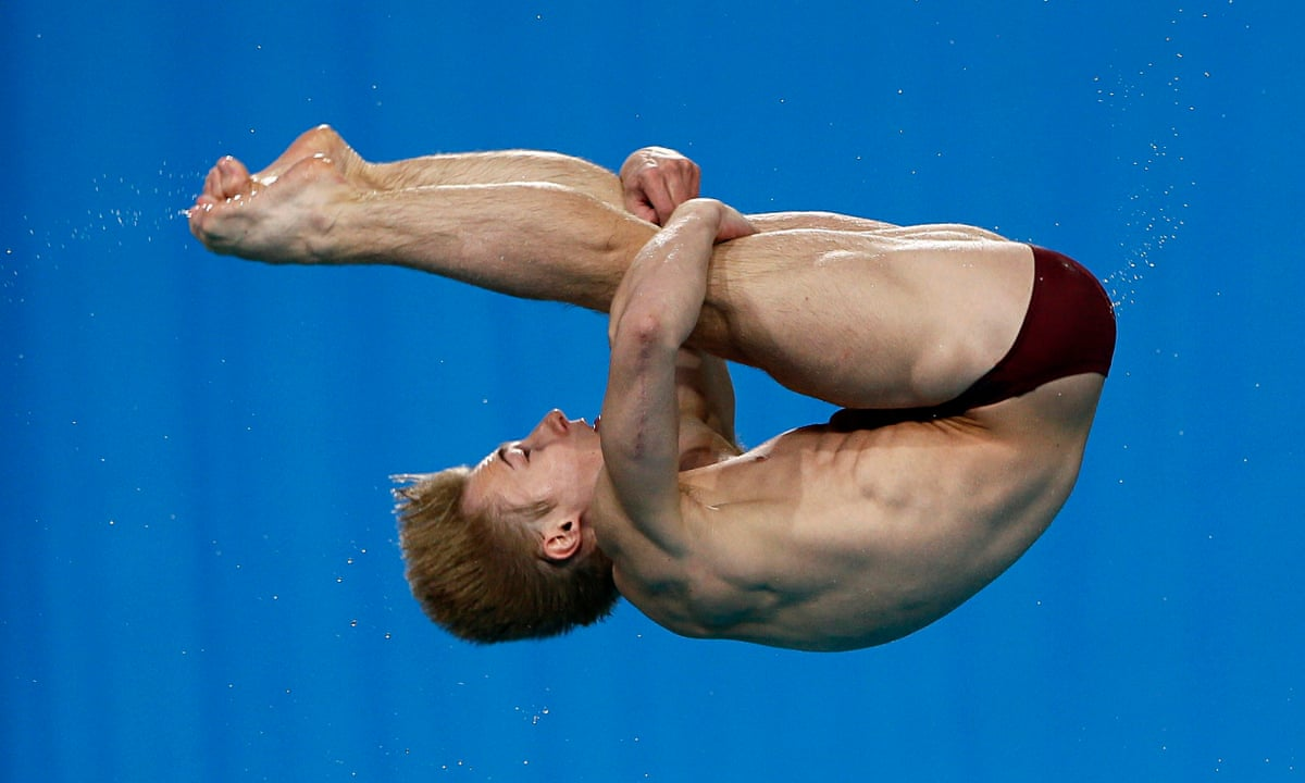 Commonwealth Games 2014: England's Jack Laugher wins ...