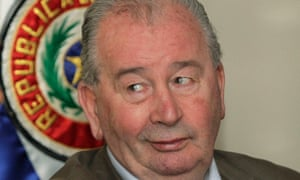 Argentine FA president Julio Grondona, second only in Fifa's pecking order to Sepp Blatter, has died