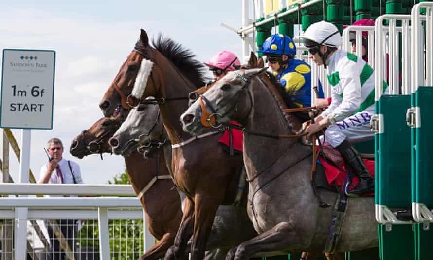 Horse Racing - Coral-Eclipse sandown