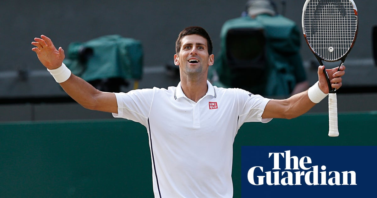 Novak Djokovic Wins Wimbledon Title After Epic Duel With Roger Federer Sport The Guardian