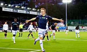 17047abaf59 Martin Odegaard is on the verge of becoming Norway s youngest full  international