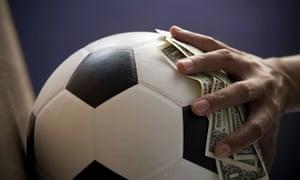 football bribe