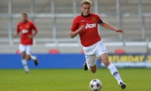 James Wilson is one of a number of young English players whom Manchester United say they intend to s