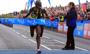 Athletics - 2014 Bupa Great North Run - Newcastle