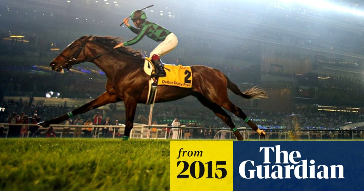 Japan's Just A Way has been rated the best horse in the