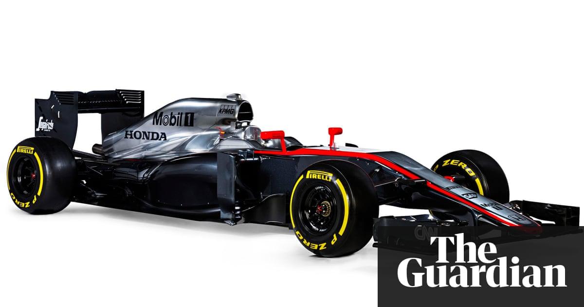 McLaren-Honda unveil car for 2015 F1 world championship   Sport ...