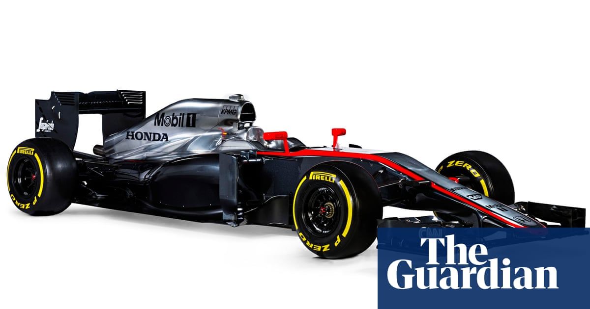 mclaren-honda unveil car for 2015 f1 world championship | sport