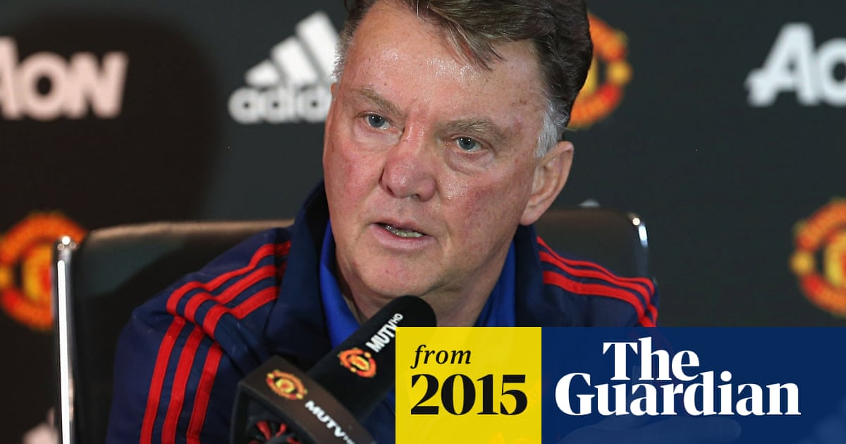 Louis Van Gaal Says Manchester City Are Favourites In The