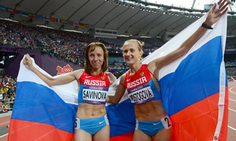 Russia accused of 'state-sponsored doping' as Wada calls for