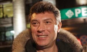 Boris Nemtsov in 2011.