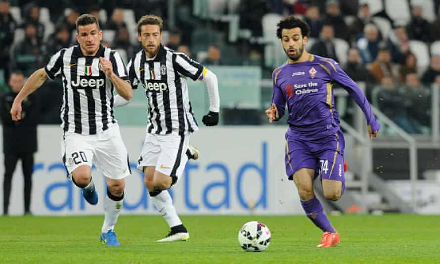2015 Coppa Italia Semi Final Juventus v Fiorentina Mar 5th